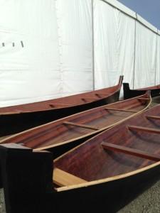 potlatch canoes